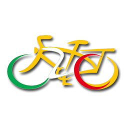 L'itinerario in bici